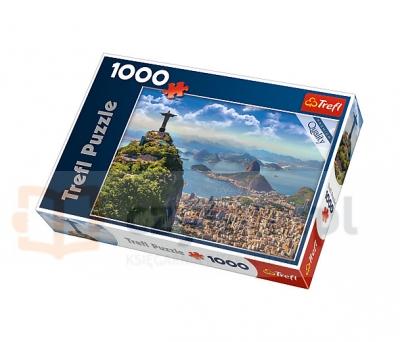 Puzzle 1000 el.Rio de Janeiro