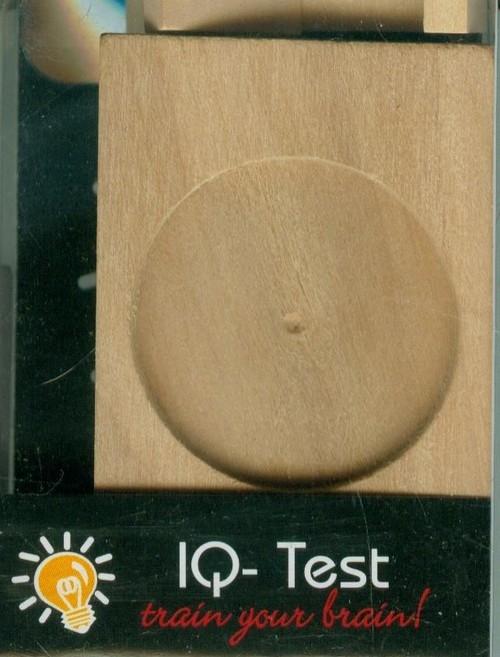 IQ-Test Puzzle T