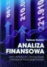 Analiza finansowa jako narzędzie zarządzania finansami przedsiębiorstwa