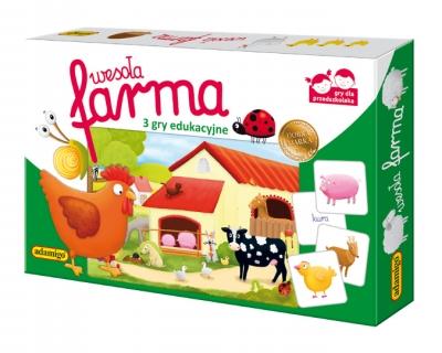 Gra Wesoła Farm