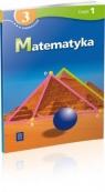 Matematyka 3 podręcznik z ćwiczeniami część 1 Gimnazjum Siwek Helena, Bereźnicka Małgorzata, Siwek Agnieszka