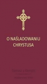 O Naśladowaniu Chrystusa - bordo