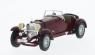Mercedes-Benz SSK 1928 (dark red) (210278)