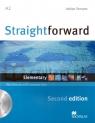 Straightforward 2ed Elementary WB with key+CD Philip Kerr, Lindsay Clandfield, Ceri Jones, Jim Scrivener, Roy Norris