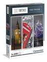Puzzle Trittico London 3x500 (39306)