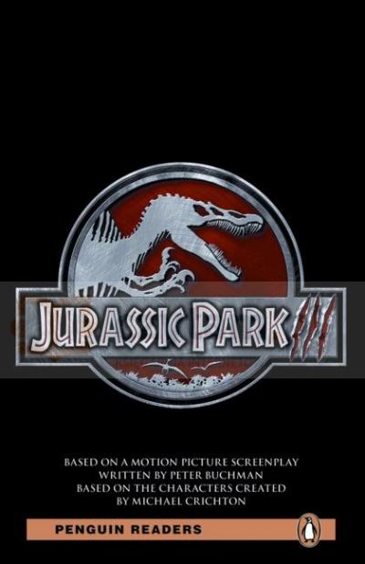 Pen. Jurassic Park III Bk/MP3 CD (2) Scott Ciencin