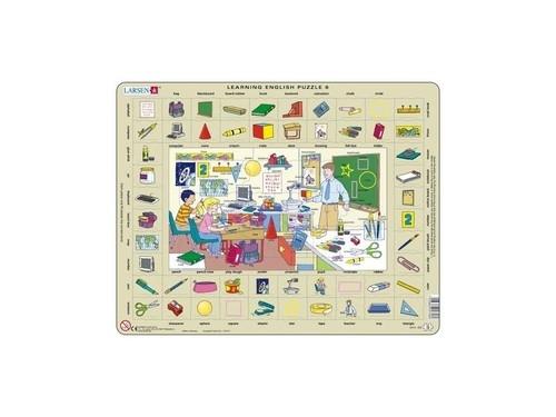 Nauka angielskiego puzzle 6