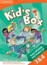 Kid's Box 3-4 Test CD-ROM and Audio CD Christine Barton, Karen Saxby, Caroline Nixon, Michael Tomlinson
