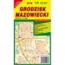Plan miasta Grodzisk Mazowiecki Wydawnictwo Piętka