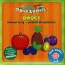 Karty obrazkowe dla dzieci Owoce