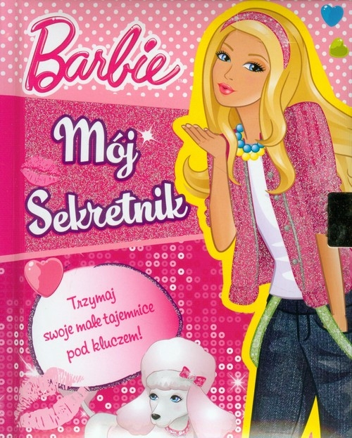 Barbie Mój Sekretnik