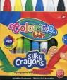 Wykręcane, żelowe kredki w sztyfcie 6 kolorów (36061PTR)