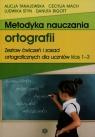 Metodyka nauczania ortografii