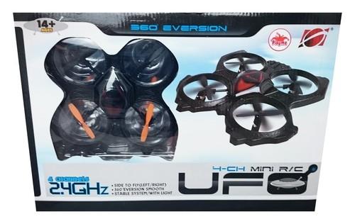 Dron Ufo zdalnie sterowany z ładowarką