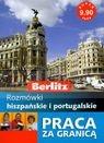 Berlitz Praca za granicą Rozmówki hiszpańskie i portugalskie