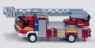 Siku Super - Straż pożarna z drabiną - Wiek: 3+ (2106)