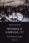 Fryderyk II Kampania 1757