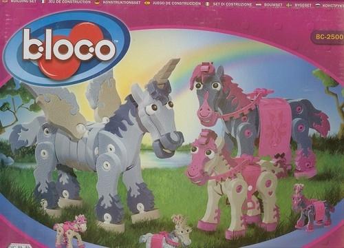 Bloco: Konie i Jednorożce (DD 25006)