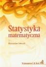 Statystyka matematyczna Sobczyk Mieczysław
