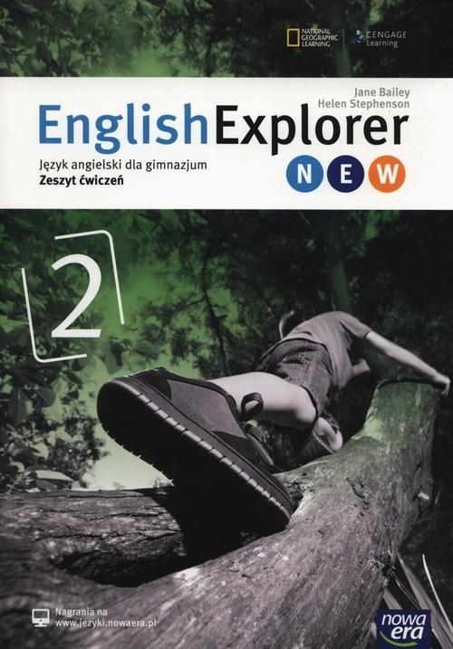 English Explorer New 2 Zeszyt ćwiczeń Bailey Jane, Stephenson Helen