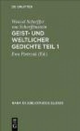 Wencel Scherffer von Scherffenstein Geist Wencel Scherffer Von Scherffenstein, E Pietrzak