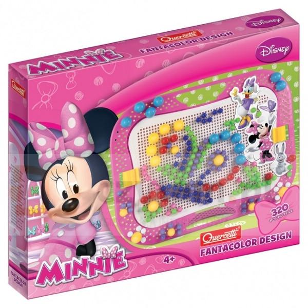 QUERCETTI Mozaika fantacolor Minnie (0906)