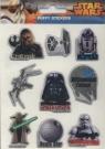 Nalepki Puffy Star Wars