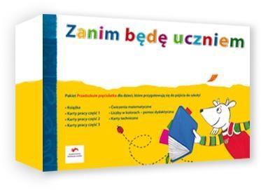 Zanim będę uczniem BOX  PAKIET EP Anna Korcz, Dorota Zagrodzka, Joanna Babicka,