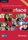 face2face Elementary Class Audio 3CD Redston Chris, Cunningham Gillie