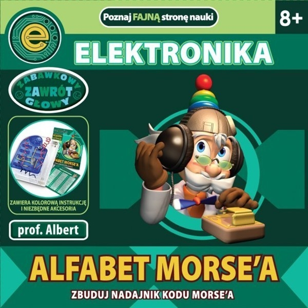 DROMADER Prof. Albert Alfabet Morsa