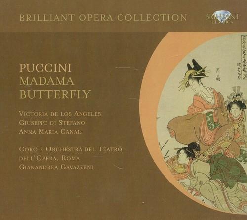 Puccini: Madama Butterfly Victoria de Los Angeles, Giuseppe di Stefano, Anna Maria Canali