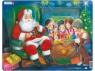 Święty Mikołaj z dziećmi