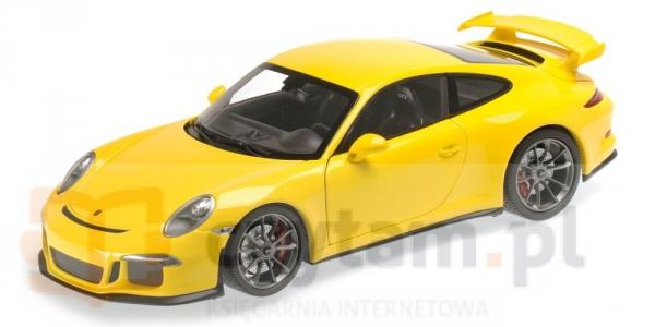 MINICHAMPS Porsche 911 GT3 (991) 2013 (110062722)