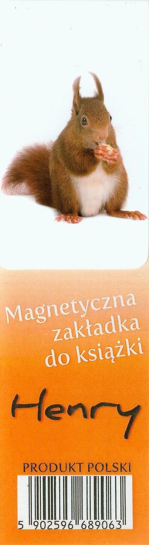 Magnetyczna zakładka do książki