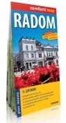 Radom plan miasta 1:20 000