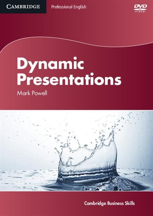 Dynamic Presentations DVD Powell Mark
