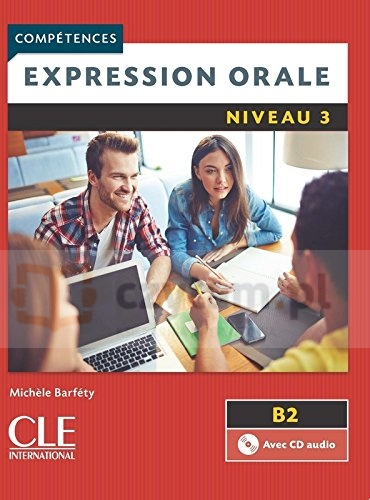 Expression Orale 3 Książka + CD Barfety Michele