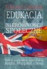 Edukacja i nierówności społeczne Studium porównawcze na przykładzie Gmerek Tomasz