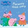 Świnka Peppa Pierwszy dzień zimy