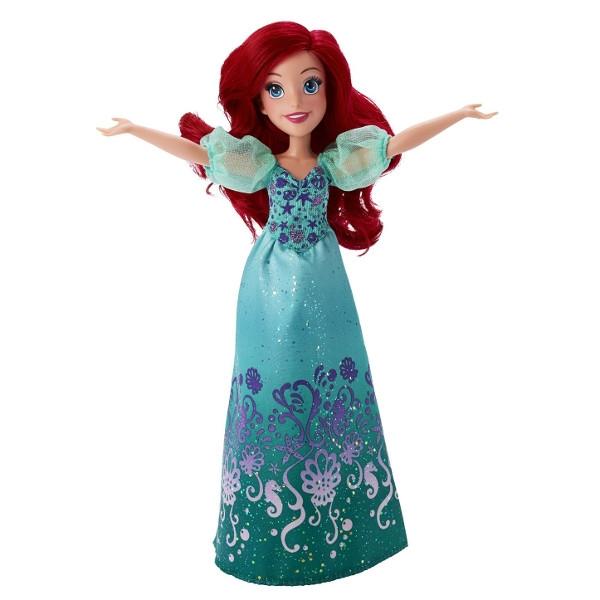 HASBRO Disney Princess Księżniczki, Arielka (B5284EU40/B5285)