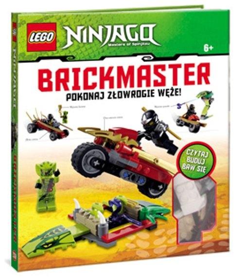 Lego Ninjago Brickmaster Pokonaj Złowrogie Węże