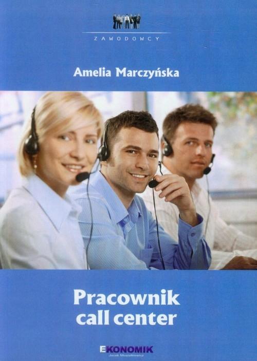 Pracownik call center Amelia Marczyńska