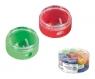 Temperówka szkolna plastikowa Eisen 421 z lupą 30 sztuk mix kolorów