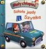 Szkoła jazdy Szymka Mały chłopiec