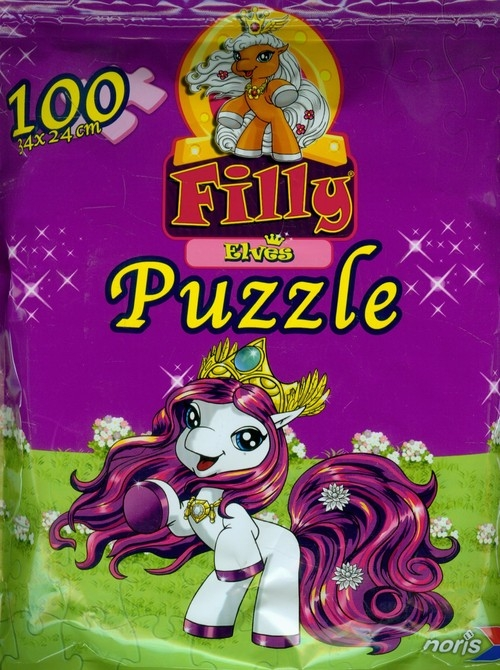 Puzzle 100 Filly Elves