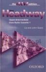 Headway NEW 3rd Ed Upper-Inter Cl.Cass(3)