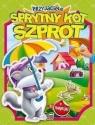 Przyjaciele sprytny kot Szprot + naklejki