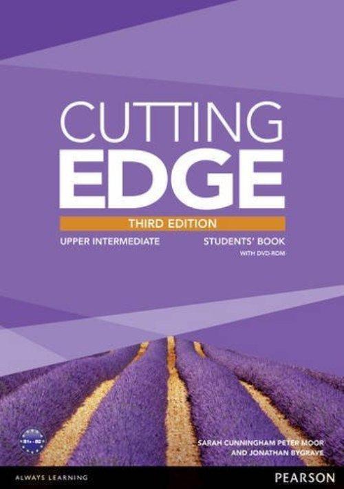 Cutting Edge 3ed Upper-Intermediate Student's Book with MyEnglishLab +DVD Sarah Cunningham, Peter Moor, Jonathan Bygrave