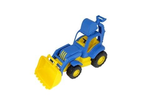 Siłacz traktor-koparka mix (45065)