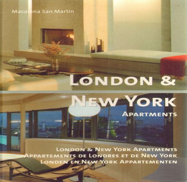 London and New York apartments Macarena San Martin